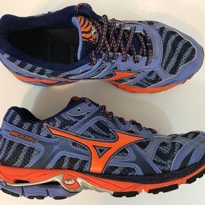 Mizuno Wave Elixir 7 Womens Running Shoes Size 7